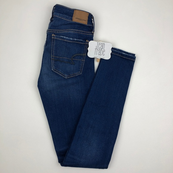 American Eagle Outfitters Denim - NWOT American Eagle Super Stretch Skinny Jean Long